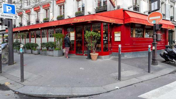 Devanture - Au Petit Marguery - Rive Droite, Paris