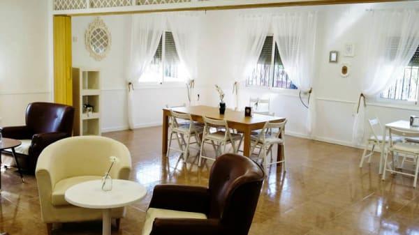 Interior - El Corralico de Tana, El Esparragal