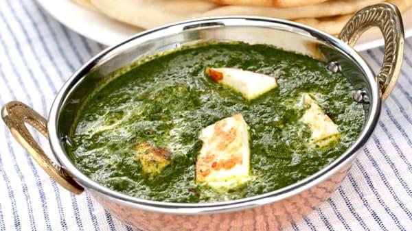 Sugerencia del chef - Punjab Palace, Mijas