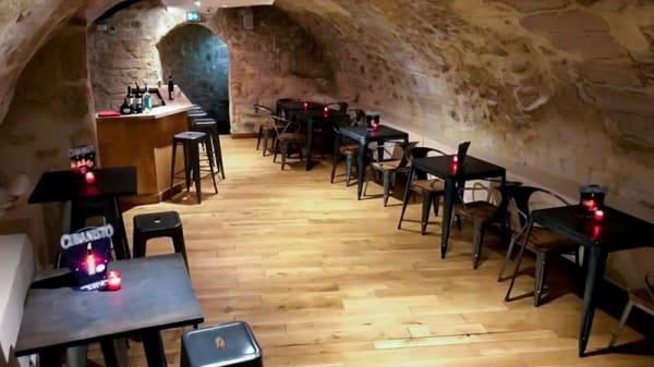 Vue de la salle - El Argento, Paris