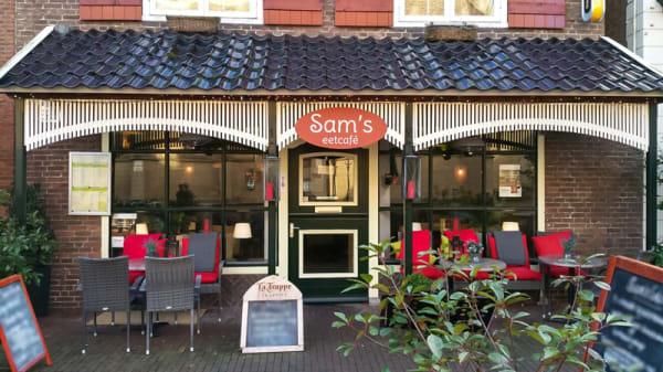 Het restaurant - Sam's Eetcafé, Lochem