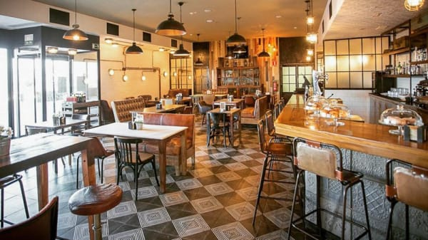 The Chatter Café In Madrid Restaurant Reviews Menu And Prices Thefork