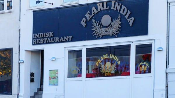 Indgang - Pearl India, Aarhus