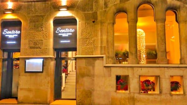 Entrada del Sentore - Sentore Ristorante Pizzeria Italiana, Barcelona