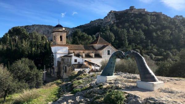 Exterior - Terrassa Sant Josep, Xàtiva