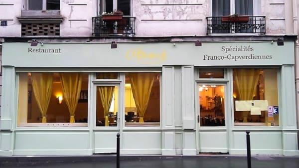 Façade - Morabeza, Paris