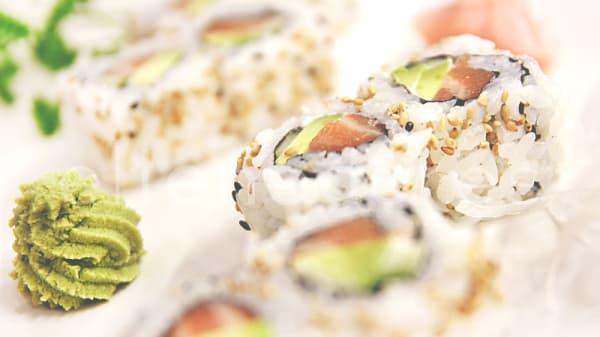 genérica sushi - Té Oriental, A Coruña