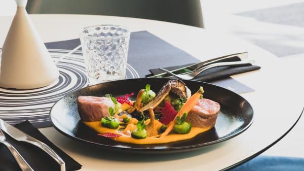 Filet mignon de veau en basse température - KJU, Vevey