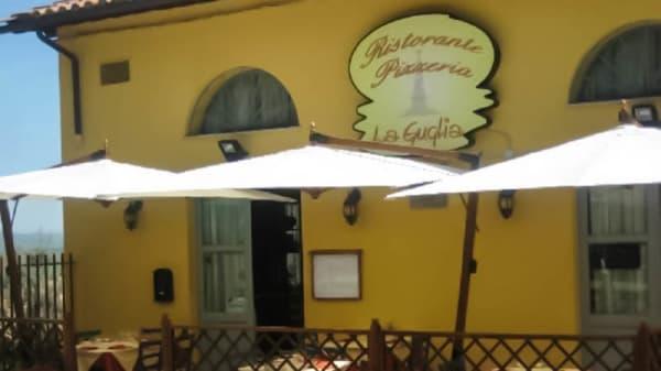 Esterno - La Guglia, Monte San Savino
