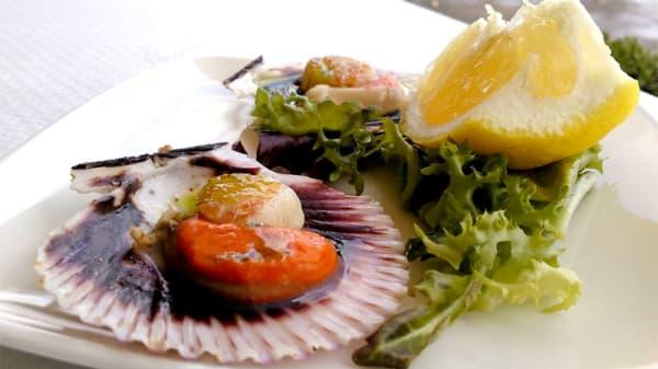 Sugerencia del chef - Katakrak, Hondarribia