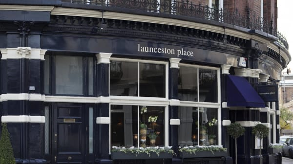Launceston Place, London