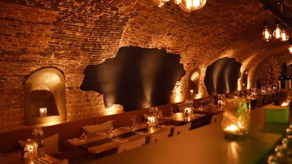 Het restaurant - Lust109, Utrecht