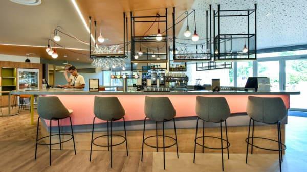 Vue de l'intérieur - Blomi Restaurant, Wavre