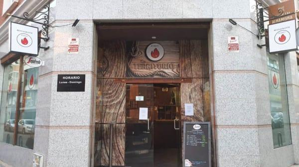 Entrada - Burmet Luis Vives, Madrid