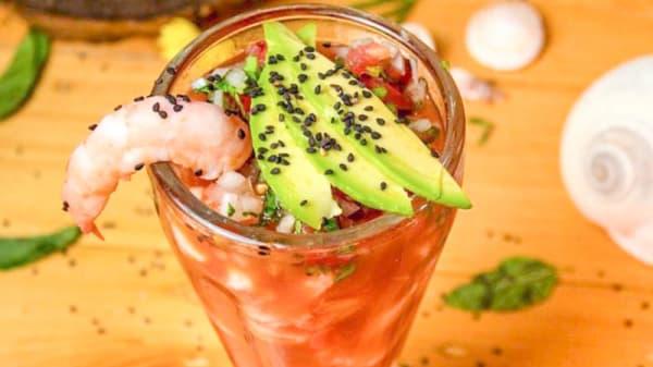Sugerencia del chef - Brooklyn & kraken, Ciudad de México