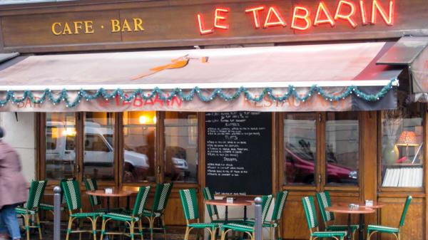 devanture - Le Tabarin, Paris