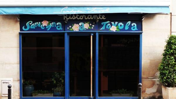 Sardegna a Tavola, Paris