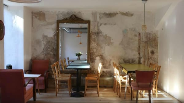 Restaurant - Le Fantastique, Marseille