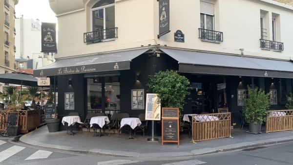 Devanture - Le Bistrot du Parisien, Paris