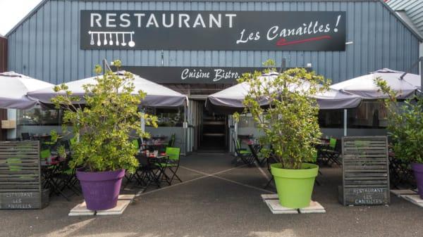 Entrée - les canailles restaurant, Migné-Auxances