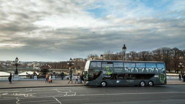 Extérieur - Bus Toqué, Parijs