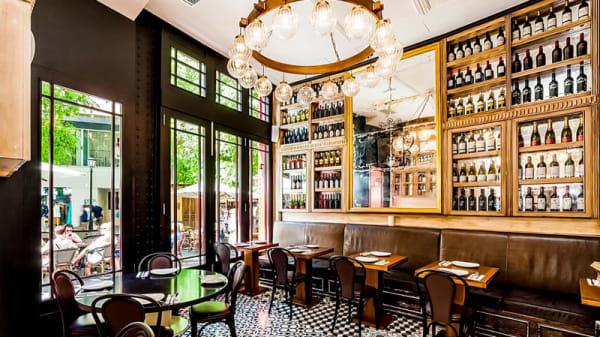 Vista del interior - RAW & GRILL The Brasserie, Palma de Mallorca