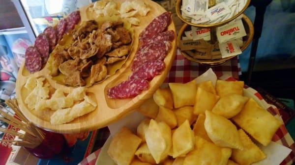 Lo Chef Consiglia - Trattoria Corrieri, Parma