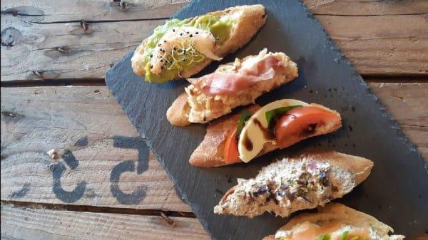 Suggestion de plat - Comptoir O Tapas, La Rochelle
