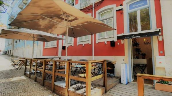 Veramente Pizza & Vino, Lisboa