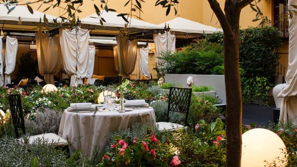 Terrazza - Giardino di Ripetta, Roma