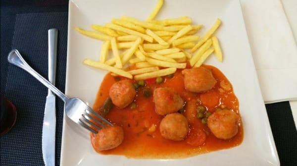 Sugerencia de plato - Revel, Valencia