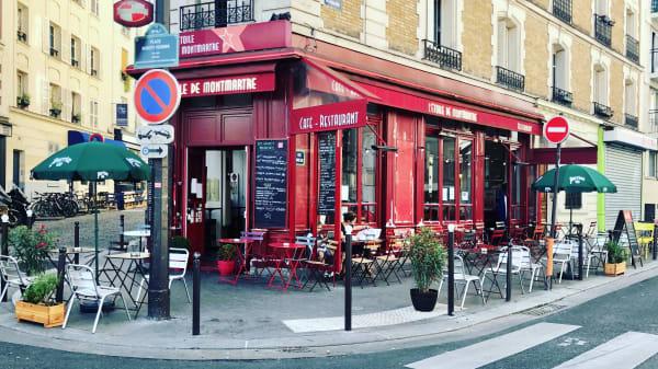 L'Étoile de Montmartre, Paris