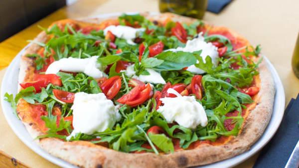 Suggestion de pizza - Arrivederci Pizzeria, Paris