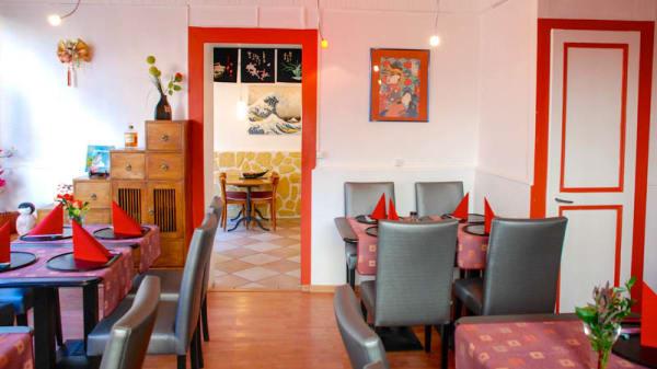 Salle à manger - Ume Restaurant Chexbres, Chexbres