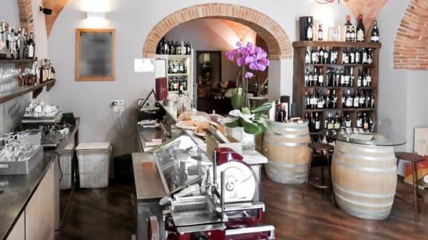 interno - Ristorante Daria, Monticchiello