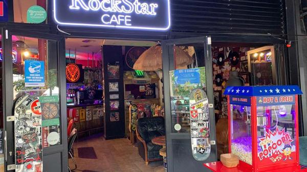 Terrasse - Rockstar Café, Paris