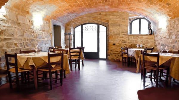 sala - Antica Trattoria La Toppa, San Donato