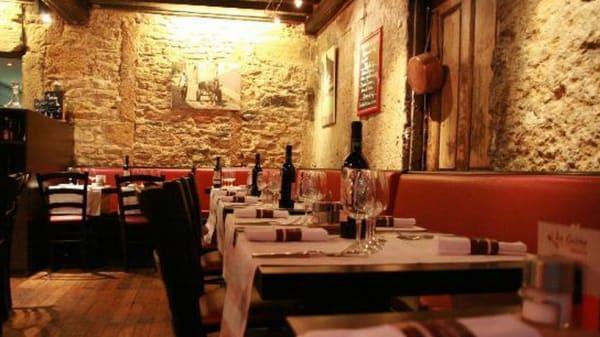 Restaurant - La Cuisine, Lyon