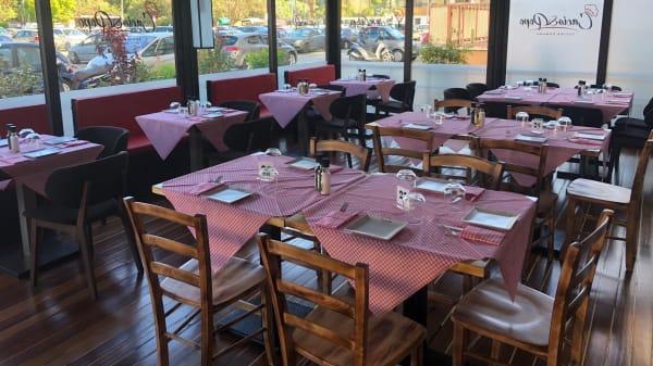 Cacio e Pepe - Cucina Romana Stadio, Palermo