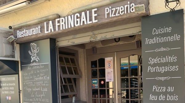 La Fringale, Salon-de-Provence