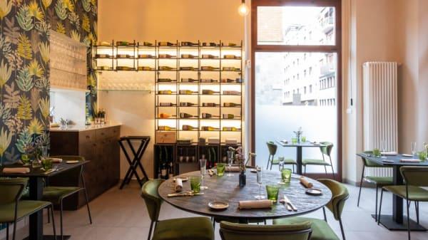 Vista sala - Dollì Cucina al Centro, Turin