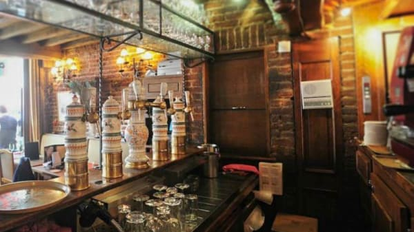 bar - Le Paon, Brussels