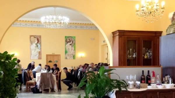 sala - La Tenuta di Bacco, Colleferro