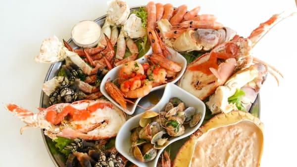 Sugestão do chef - Baía do Peixe - Praça do Comércio, Lisboa