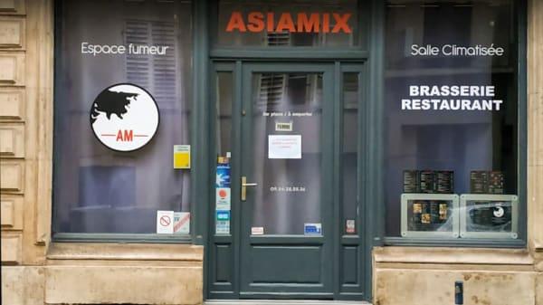 Entrée - Asiamix, Nancy