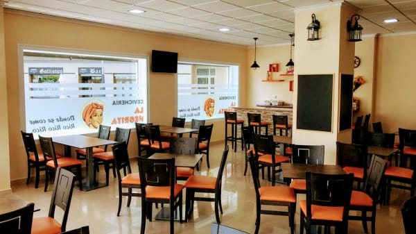 Restaurante Peruano La Negrita, Lorca