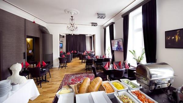 Dining hall - Aptit Bar & Kök, Helsingborg