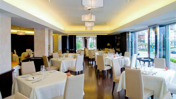 Comedor - Marea Alta - Hotel Silken Rio, Santander