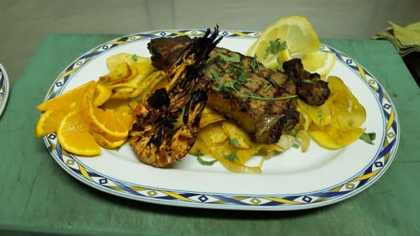 Sugestão do Chef - Frutos do Mar, Quarteira