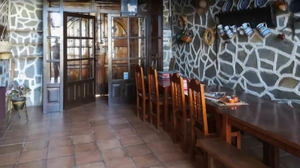 Vista sala - La Peregrina, Castrillo De Los Polvazares